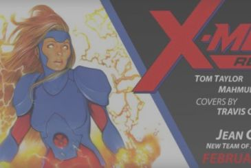 X-Men Red: Marvel announces a new series incetrata on Jean Grey