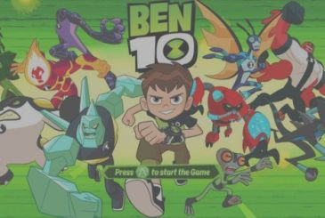 Ben 10: launch trailer for the new videogame