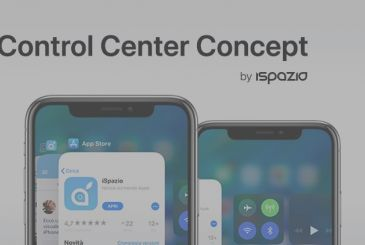 Things I do not like iPhone X: The method call of the Control Center