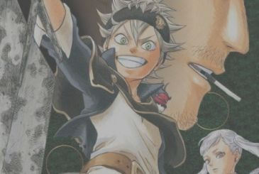 Black Clover: the first season animated will have 51 episodes, the manga makes a reference to One Piece on Weekly Shonen Jump