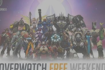 Overwatch will be free-to-play for a whole weekend!