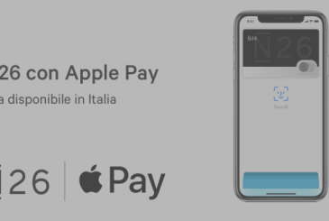 ExpendiaSmart and N26 will support Apple Pay in Italy