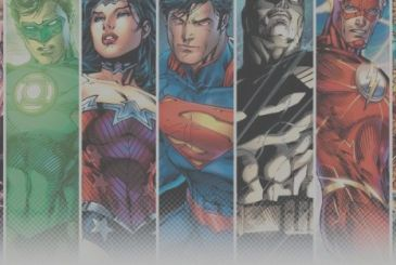 Justice League: the publishing history in Italy