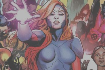 X-Men Red: unveiled the new team of Jean Grey