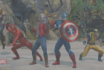 Marvel Heroes, the action-RPG on the Marvel world, it will be closed!