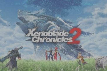 Xenoblade Chronicles 2: new spot from Nintendo Japan