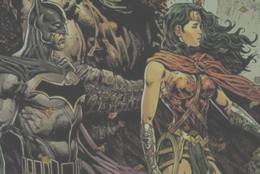 DC Comics – The Brave and The Bold: Batman and Wonder Woman