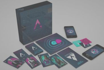Andrana Project: in 2067 you fight with your smartphone and tablet!