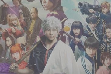 Gintama revealed the period of the debut of the new live action film