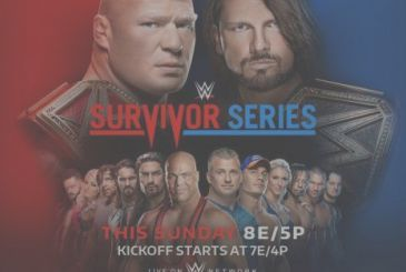 WWE Survivor Series: match final Pay-Per-View