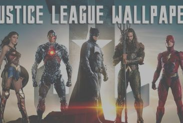 Justice League: here are the wallpapers for your iPhone's new film, DC!