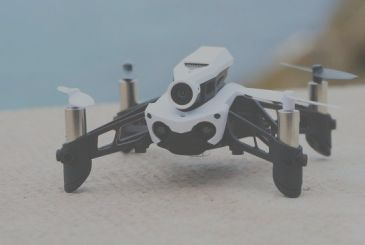 Parrot Mambo FVP, the minidrone for those who want to begin [VIDEO]