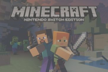 Minecraft: version announced for Nintendo Switch