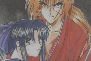 The creator of Rurouni Kenshin stopped for possession of a DVD of child abuse
