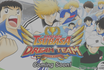 """""""Captain Tsubasa: Dream tram lines"""" is now a reality, Holly and Benji arrive on the App Store!"""