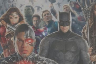 Justice League vs The Avengers: the similarities between the two films in a video