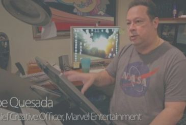 """Marvel Joe Quesada is working on the revival Legacy: """"it Is time to change"""""""