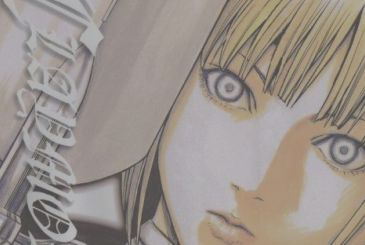 Revealed the title and details of the new manga by Norihiro Yagi, the author of Claymore