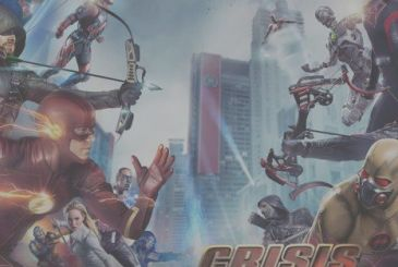 "Arrowverse, the new trailer for ""Straight up"" to the crossover Crisis on Earth-X"