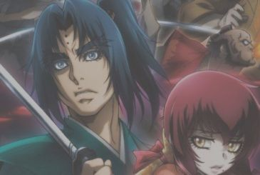 Basilisk – Ouka Ninja Scroll, revealed the first promotional video and the broadcast date of the anime