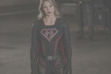 Crisis on Earth-X: Melissa Benoist talks about the Supergirl nazi