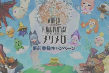 The World of Final Fantasy Meli-Melo: here is the opening and other updates