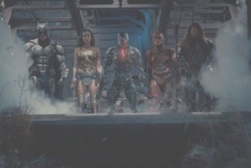 Justice League – Zack Snyder directed the scene post-credits, the new image of [SPOILER]