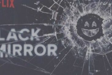 Black Mirror: ITALIAN trailers and posters of the first two episodes of the fourth season