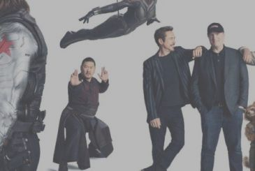 Avengers: Infinity War, a new image from the Vanity Fair, announced the trailer?