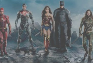 Justice League – exceeded $ 300 million at the box office international
