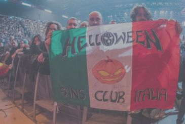 Helloween: Pumpkins United Tour, our experience to date milanese!