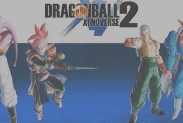 Dragon Ball Xenoverse 2: available from today the new DLC with trailer