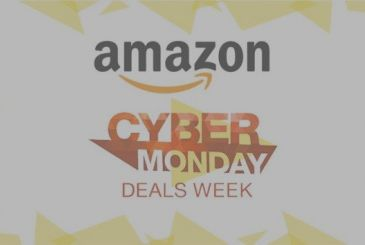 Cyber Monday record for Amazon with the largest number of sales ever!