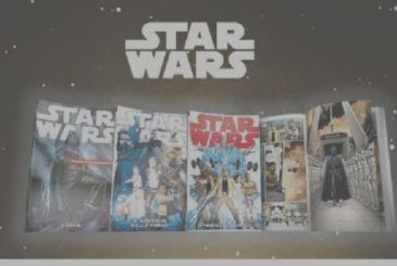 Star Wars: the titles and contents of the first 10 volumes of attachments with Gazzetta dello Sport and Corriere della Sera