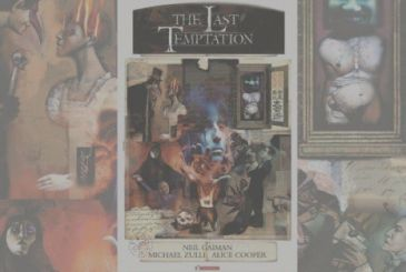 The Last Temptation by Neil Gaiman & Alice Cooper | Review