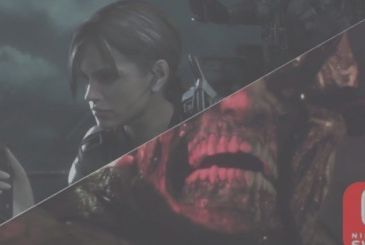 Resident Evil: Revelations 1 & 2 – New trailers of the version for Nintendo Switch