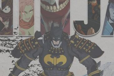Batman Ninja, the new trailer and poster japanese anime film