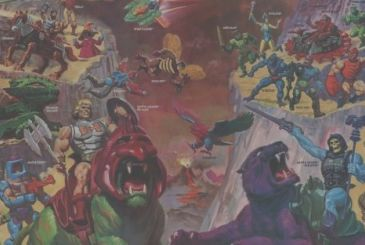 Masters of the Universe: David Goyer in talks to direct the film!