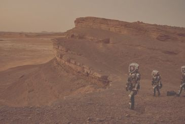 Mars, the sci-fi can – Review