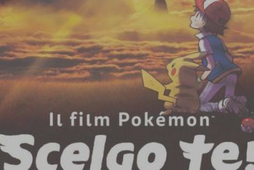 Pokemon, I Choose You! – the movie comes on tv on K2
