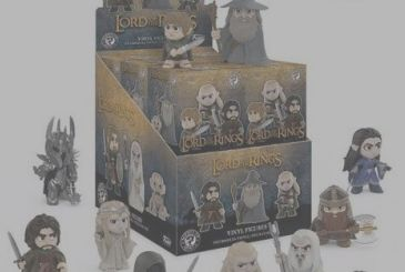 The Lord of the Rings: the incoming new Funko Pop! theme