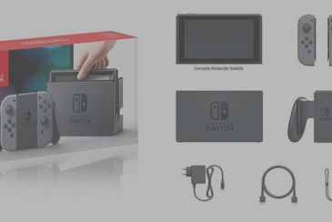 Nintendo Switch in super offer for Christmas at less than 300 euro!