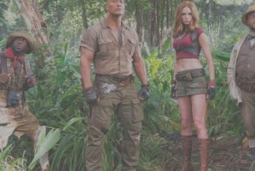 Jumanji – Welcome to the jungle online two new games