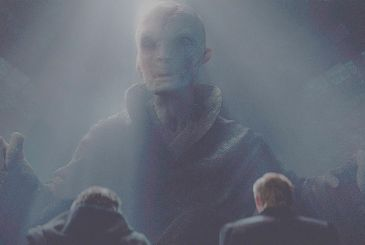 Star Wars: Andy Serkins Snoke is more powerful than the Emperor!