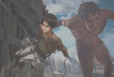 Attack on Titan 2: the game will be released in Europe on march 20