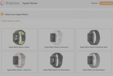 USA, new program, reuse and recycling for the Apple Watch with bonus for the customers
