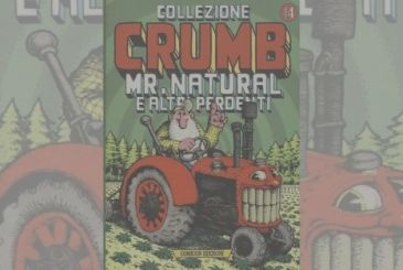 Collection Crumb vol. 4: Mr. Natural, and other losers | Review