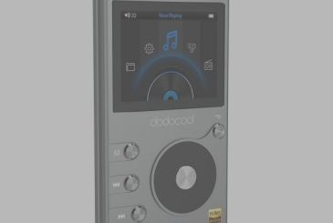 The music player is perfect for the aspiring audiophile is on Amazon only 36,99 eur