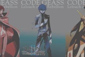 Code Geass – Lelouch of the Rebellion, the new key image of the second film