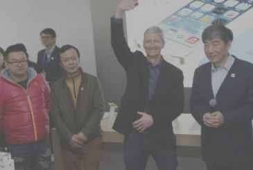 "A US senator, against Tim Cook: ""Apple has a moral duty to fight censorship in China"""